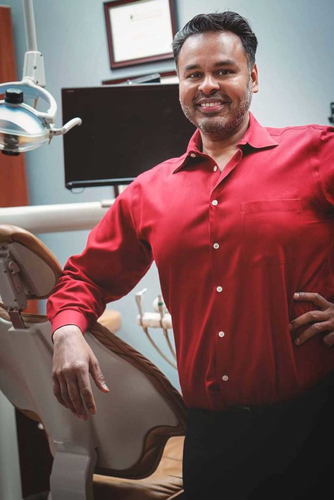 Dr. Alok Singh   North Main Family Dental   Family and General Dentist   Airdrie