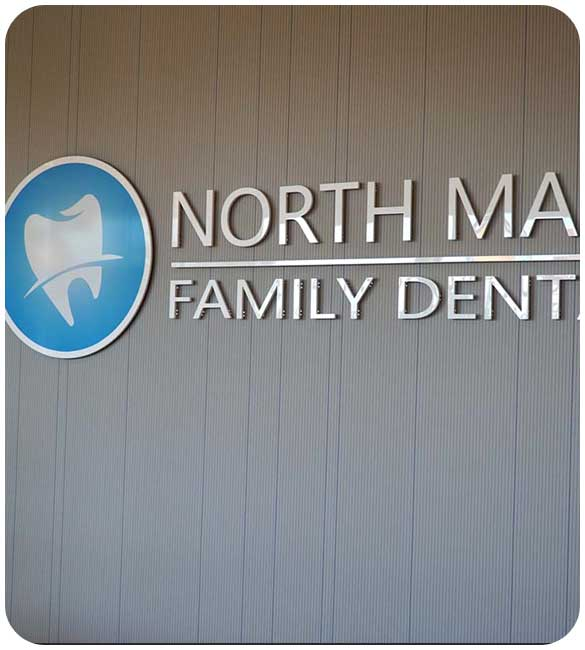 Reception Area   North Main Family Dental   Family and General Dentist   Airdrie