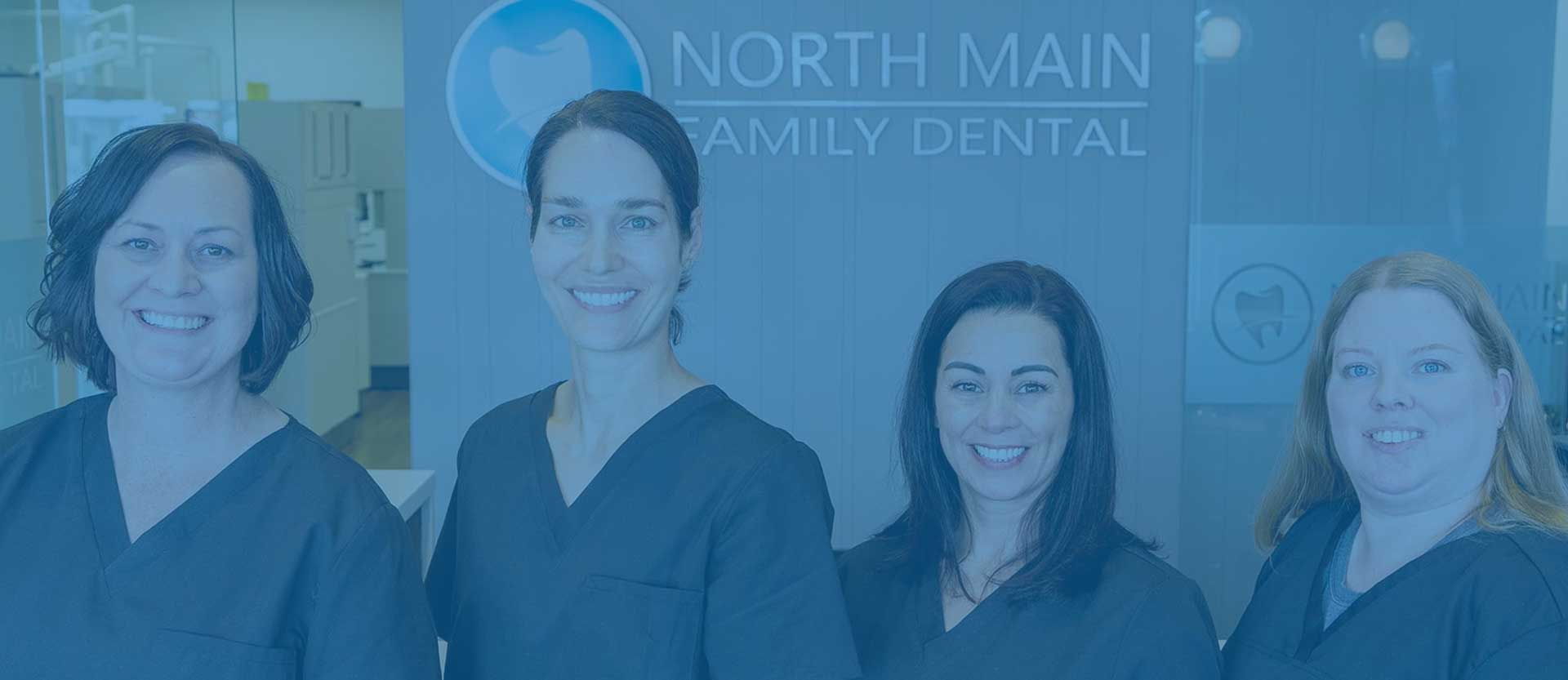 Meet the Friendly Dental Team | North Main Family Dental | Family and General Dentist | Airdrie