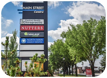 Convenient Location   North Main Family Dental   Family and General Dentist   Airdrie