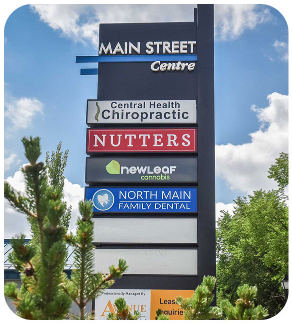 Convenient Location | North Main Family Dental | Family and General Dentist | Airdrie