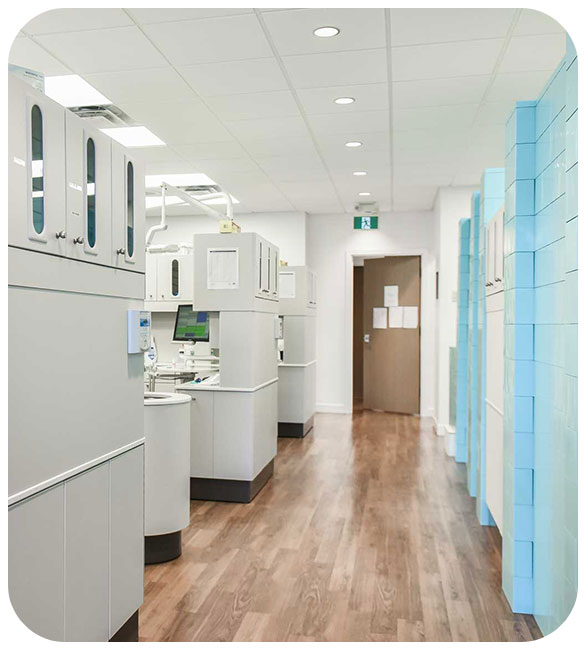 Multiple Operatory Suites | North Main Family Dental | Family and General Dentist | Airdrie