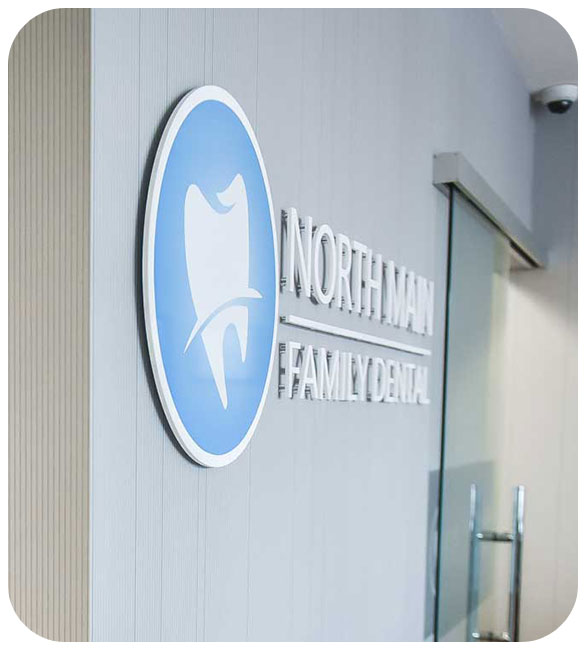 Warm and Welcoming Reception Area | North Main Family Dental | Family and General Dentist | Airdrie